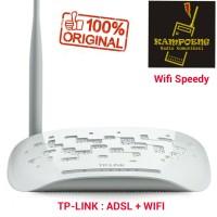 New !! TPLINK W1851N / Model ADSL + WIFI Speedy / ADSL WIRELESS ROUTER
