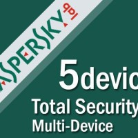Kaspersky Total Security 2016 5 Devices