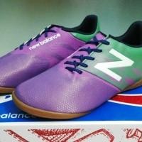 Sepatu Futsal NEW BALANCE Furon Purple IC