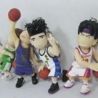 Gantungan Kunci Pemain Basket Isi 5 Figure