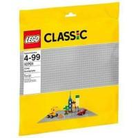 lego 10701 base plate grey 48x48 studs
