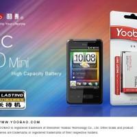 YOOBAO 1300mAh Extended Battery for HTC HD Mini, HTC Aira Original