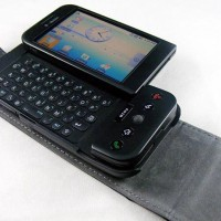 YOOBAO Genuine Leather Flip Case HTC Google Dream 1 Original - Black