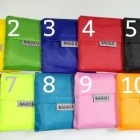 BAGGU BAG / SHOPPING BAG / TAS BELANJA LIPAT