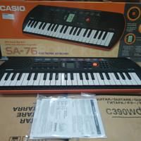 Keyboard Casio Sa-76/Sa77