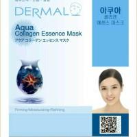 Masker Korea Dermal Aqua Collagen Essence Mask
