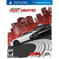PS VITA NEED FOR SPEED MOST WANTED