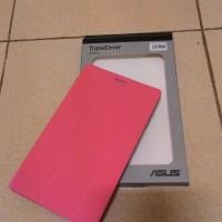 harga Transcover Flip Cover Case Asus Zenpad 7.0 Z370CG Casing Cover - Pink Tokopedia.com