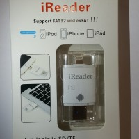 Jual New iReader USB Micro SD/TF, Card Reader Writer for iPhone, iPod, iPad Murah