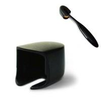 Jual Oval brush cover set - oval brush dengan tutup Murah