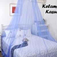Kelambu Kasur Anti Nyamuk | Aksesoris Kelambu Tempat Tidur