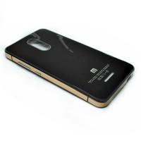 Aluminium Tempered Glass Hard Case for Xiaomi Redmi Note 3 /Note 3 Pro