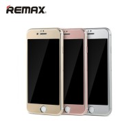 REMAX Metal + Steel Tempered Glass Gentry Series for iPhone 6s Plus