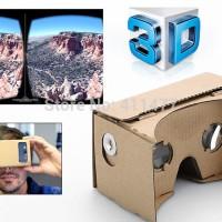harga Google Card Board / Gear Vr / Virtual Reality / Kacamata Game Tokopedia.com