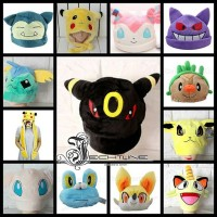 harga Topi Plush Pokemon Impor 100Persen Topi Pokemon Tokopedia.com