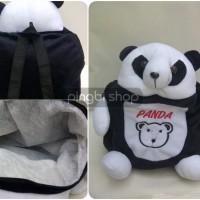 harga tas ransel boneka anak karakter Panda lucu dan imut untuk usia PG-TK Tokopedia.com