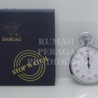 harga Stopwatch Diamond 505 (analog) Tokopedia.com