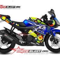 Decal Striping Yamaha R15 SUN MOON.01