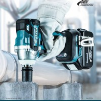 Makita Dtw 281 Rme - Cordless Li -ion Impact Wrench W / Led