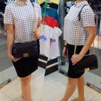 Fashion Cha nel Boy Candy Bag 2tone