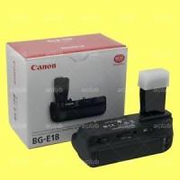harga BATERAI GRIP CANON BG-E18 Tokopedia.com