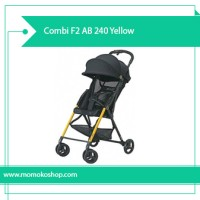 Stroller Combi F2 AB 240 Yellow