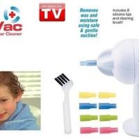Jual Ear Vacuum Cleaner WAXVAC Murah