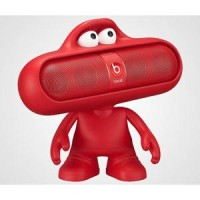Beats Pill 2.0 red (include dude stand)