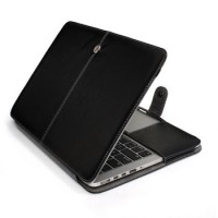 Leather Soft Case for Macbook Pro Retina 13.3 Inch