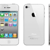 Apple Iphone 4 8 GB Putih