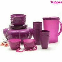 activity tupperware maret 2016 (Open House Serving Collection)