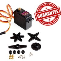 Motor Servo MG996R : Digital Metal Gear Servo. Upgraded Version MG995