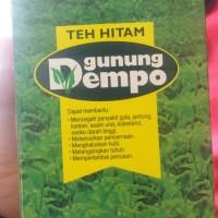 teh hitam gunung dempo pagaralam