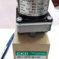 Solenoid valve CKD AB 21-02-3