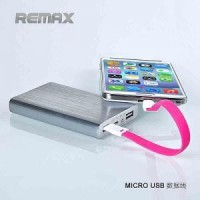 REMAX 23cm Portable Synch And Charging MicroUSB Cable For MicroUSB