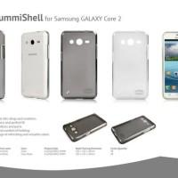 AHHA MOYA Gummishell Samsung Galaxy Core 2 - Core 2 DUOS