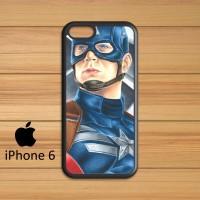 Captain America Steve Rogers Custom Case iPhone 6