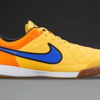 Sepatu Futsal Nike Tiempo Legacy Laser Orange ORIGINAL
