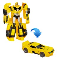 Hasbro Transformers Robots In Disguise Super Bumblebee - B0757