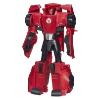 Hasbro Transformers Robots In Disguise Sideswipe - B0898