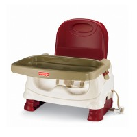 Fisher Price Healthy Care Deluxe Red Booster - P0278