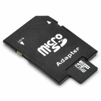 Adaptor Micro Sd Adapter Colokan Rumah Memory Card MMC Sd