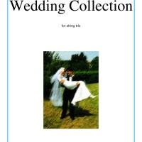 Buku Biola,Viola,Cello Wedding Collection