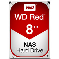 WD NAS 8TB RED WD80EFRX