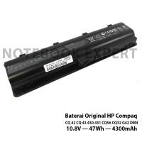 BATERAI ORIGINAL LAPTOP HP COMPAQ CQ42, CQ43, MU06, MU09