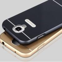 Samsung S4 - Metal Bumper Aluminium Back Cover Case Casing iPhone 6