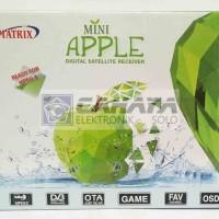 Receiver Matrix Mini Apple Mpeg2 C Band Parabola Apel TV
