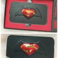 harga Powerbank Marvel Avengers Hero Batman Vs Superman 12000mah Tokopedia.com