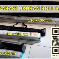 Promo: Kerangka Roll Up Banner 60 x 160 cm (KR60)