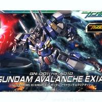 1/144 HG Gundam Avalanche Exia